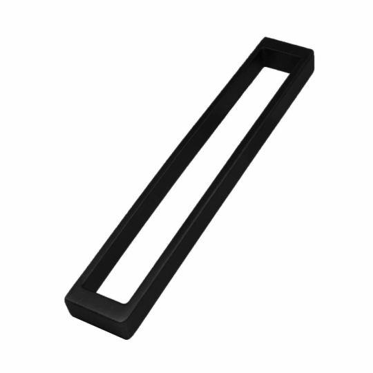 Cubico greep 15X192X201mm mat zwart