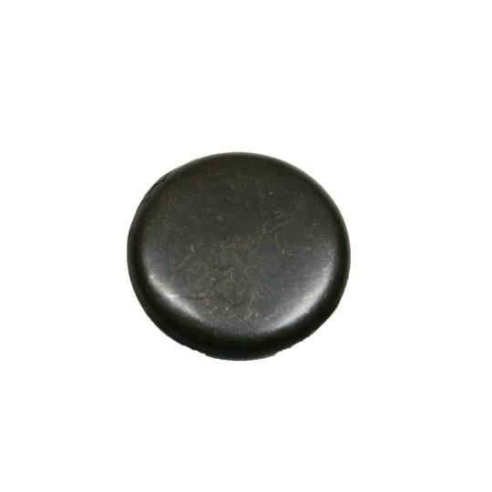 Paddestoelknop 32mm H-24mm donker brons